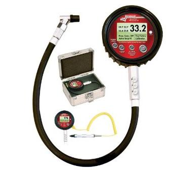 デジタル式タイヤ空気圧系画像